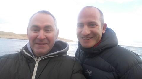 My mate Mr Stephen Fisher