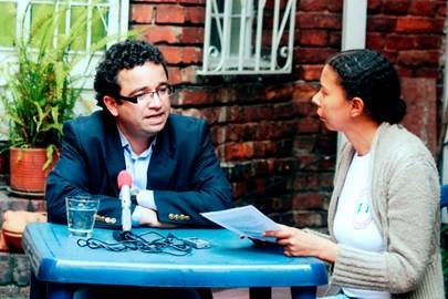 Human Rights Lawyer Jorge Molano