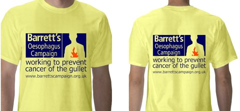 Our T-Shirts for fund raisers.