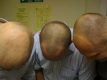 The 5K haircut....