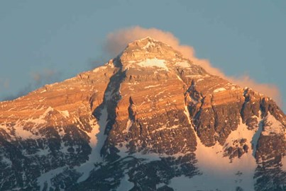 Mount Everest North Ridge