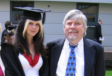 Me and my dad :)