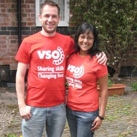 G and D in full VSO t-shirt mode!