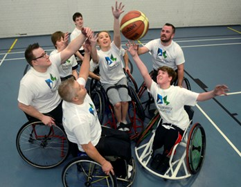Grassroots Wheelchair Basketball Programme