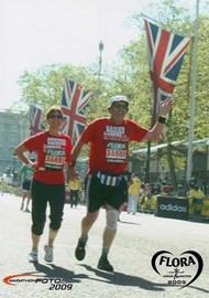 London Marathon: 26th April '09