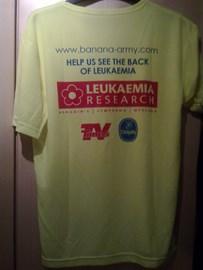 Banana Army t-shirts - u wont miss us!!!