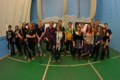 Cardiff University Archery Club