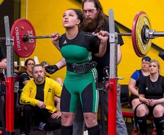 Motiv8 challenge - squat