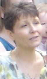 Carole raising funds for Trinity Hospice
