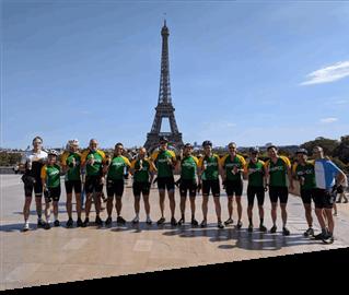 London to Paris 2018