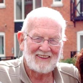 Dad in May 2011