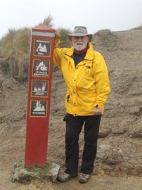At Dead Woman's Pass- 13,750ft