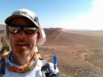 Halfway through the MdS - 2013