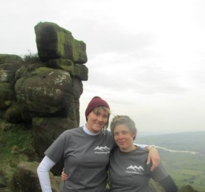 Training for the 3 peaks