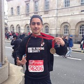 In 2016, Steven completed the London Marathon in 3:51.