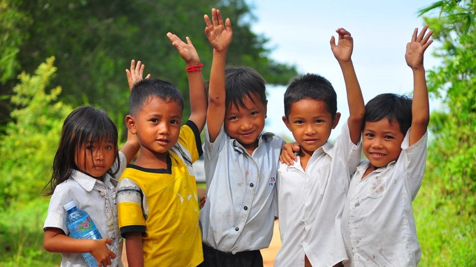 the cambodian childrens fund