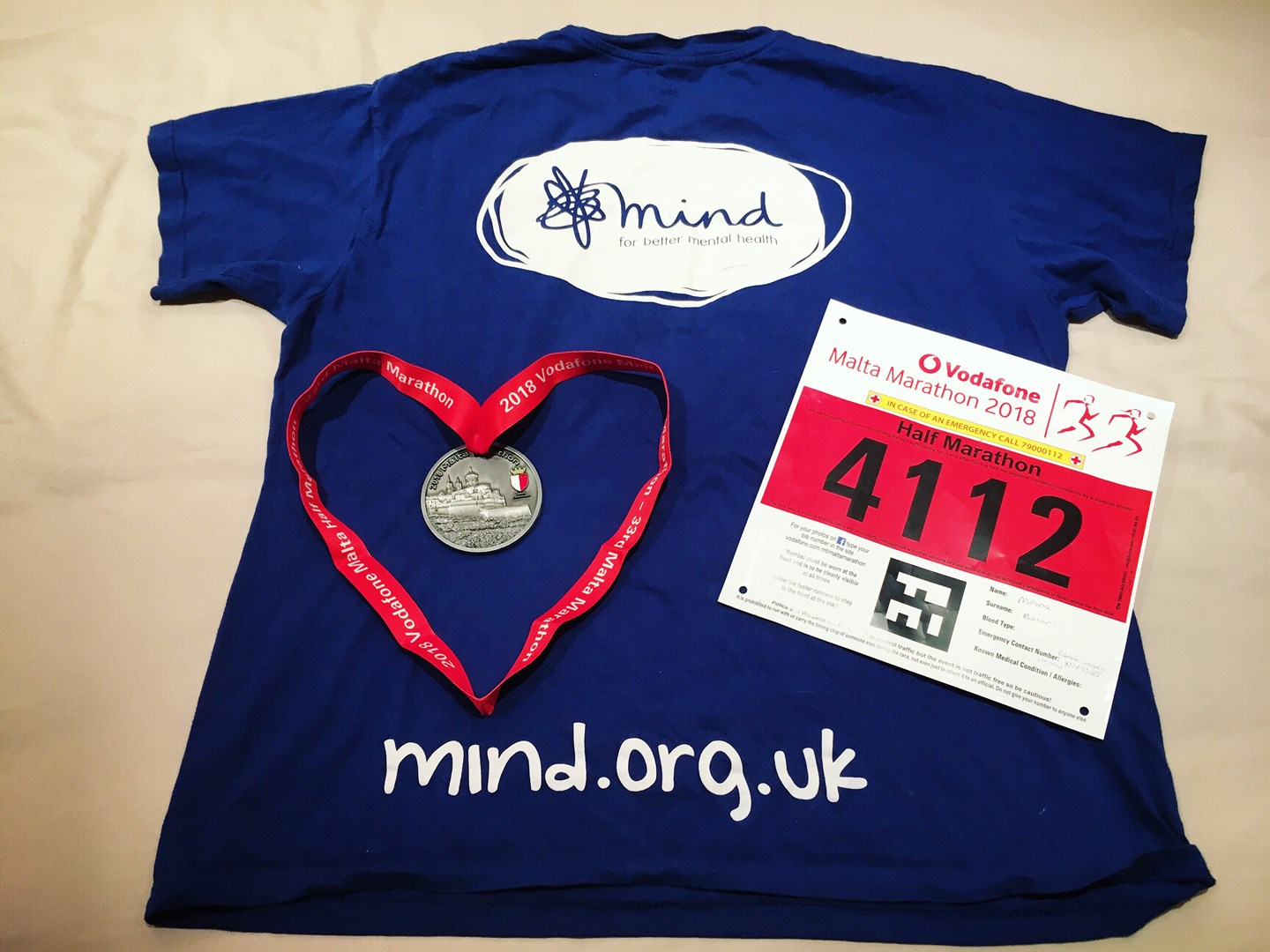 Miruna Balan is fundraising for Mind - The Mental Health Charity