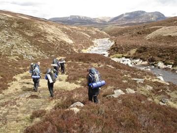 Scotland Trail - breaking down barriers