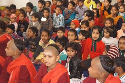 Evening classes improving fundamental literacy skills
