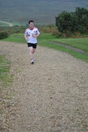 Running 10k as part of a triathalon last year