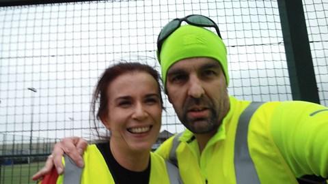 Crossing 7k Barrier with Guide Runner Karen