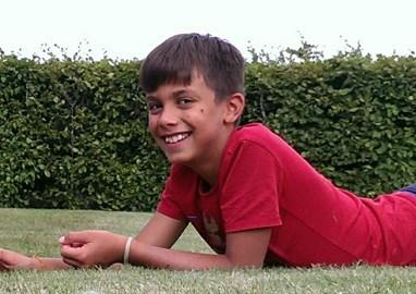 Jude, age 8