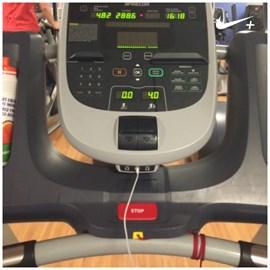 First gym run!