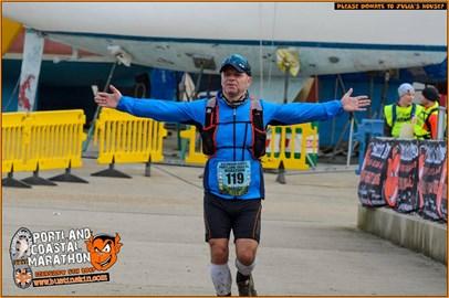 Marathon 1 - the Portland Coastal