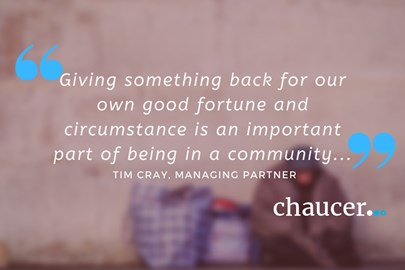 Quote from Tim Cray