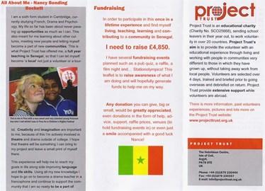 Leaflet (Side 1)