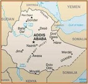 Where is Gondar?!