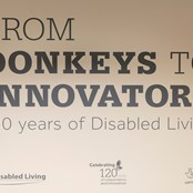 From Donkeys to Innovators - celebrating 120 years of Disabled Living