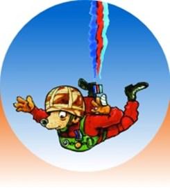 Parachute H4H bear