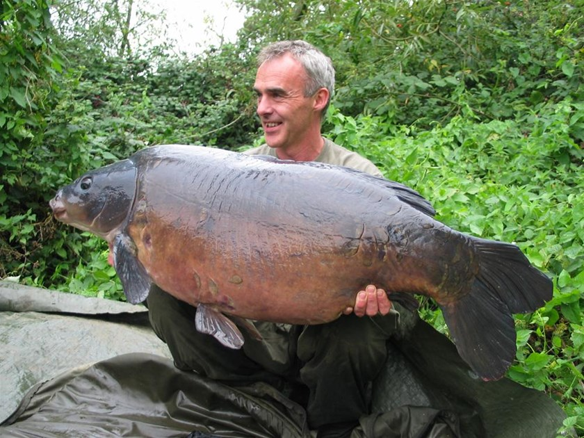 Dave Lane Carp Angler Is Fundraising For Motor Neurone