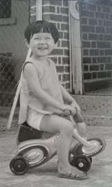 My 1st bike ride...