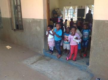 Welcome to Siyaphambili Creche