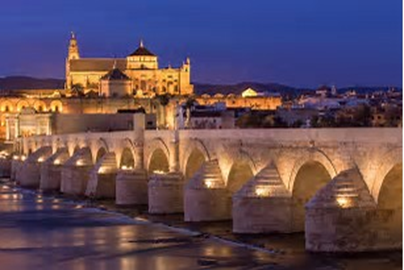 The fnal town, Cordoba, Spain