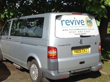 Our old van