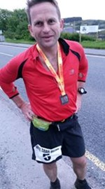 Just finished 73 miles in 16hrs 50mins running on Skye