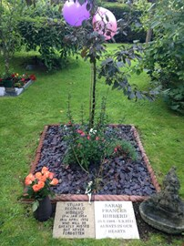 Sarah and Stuarts Garden