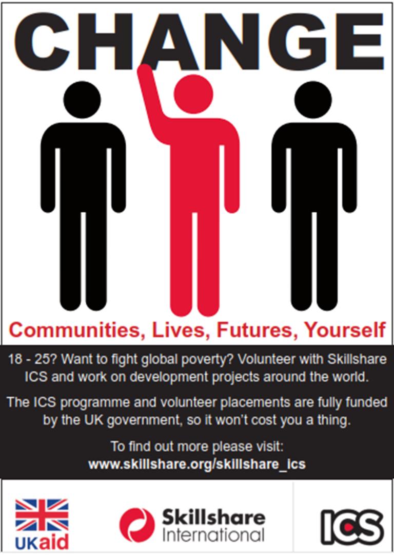 Lesley Wood is fundraising for Skillshare International