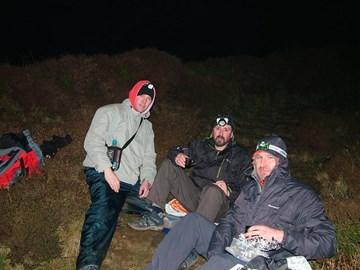 Chimps Tea Party - aka The Hairy Hikers