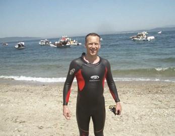 Gibraltar Swim, 2011