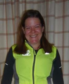 Me in my marathon training kit