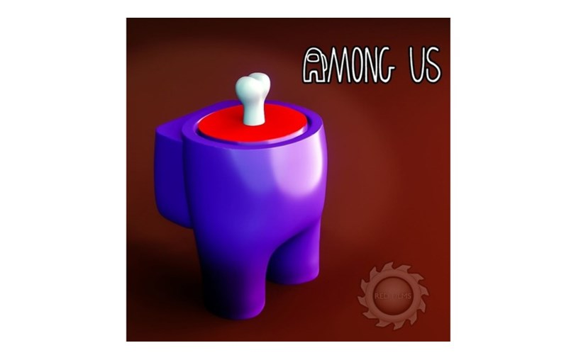Among Us 3d Play Online For Free New Version Fundraising For Little Angels Service Dogs On Justgiving