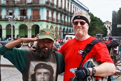 REVOLTING TRUANTS IN CUBA 2011
