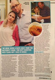 Article in 'New!' Magazine p2