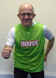 Look out for 10Novus wearing these vests!