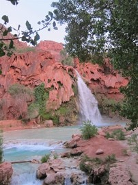 Havasupai Falls, Grand Canyon, South Rim