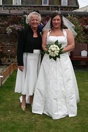Mum with Vivienne